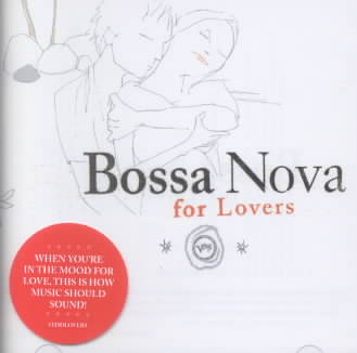 BOSSA NOVA FOR LOVERS (CD)