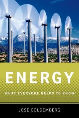 Energy By Goldemberg, Jose